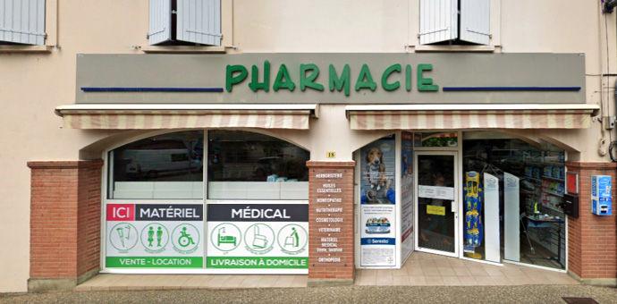 Pharmacie du Fossat, Le Fossat
